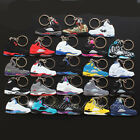 AJ005  Boost Style Silicone Keychain Sneaker air men  basketball shoes Keychain