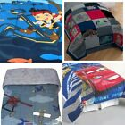 nEw BOYS DISNEY BED COMFORTER - Cars Planes Jake Muppets Bedding Blanket Cover