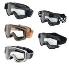 Biltwell Adult Moto 2.0 Motorcycle Goggles All Colors