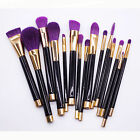 15pcs Makeup Brush Set Cosmetic Foundation Pencil Brushes Ka