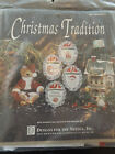 """Christmas Tradition--Ornaments"" NIP Kit 1909 by Designs for the needle"