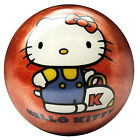 Brunswick Hello Kitty Glow Viz-A-Ball Bowling Ball