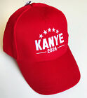 Kanye 2024 Embroidered Baseball Cap - Yeezy West for President of America Hat