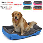 Pet Dog Cat Bed Puppy Cushion House Pet Soft Warm Kennel Dog Mat Blanket 4 Color