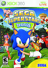 Sega Superstars Tennis / LIVE ARCADE COMBO PACK (Xbox 360, 2008) GAME COMPLETE