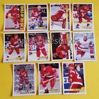 94-95 OPC PREMIER DETROIT RED WINGS Select from LIST HOCKEY CARDS O-PEE-CHEE