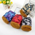 Wallet Canvas Backpack Small Purse Pouch Lady Women Bag Coin Mini Camouflage