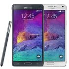 "Samsung Galaxy Note 4-16GB 5.7"" 4G White Black Unlocked to All Networks"