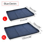 Durable Washable Pet Dog Beds Mat COVER Only Do It Yourself  6 Comfort Materials