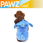 Small Pet Dog Cat Clothes Costumes Winter Warm Cozy Soft Cute Dog Coats Apparels