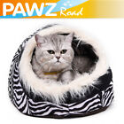 Pet Bed Dog Igloo House Cave Puppy Dog Cat Beds Kennel Cozy Warm House Cushion