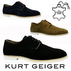 MENS KURT GEIGER REAL LEATHER CASUAL FORMAL BROGUE OXFORD OFFICE WEDDING SHOES