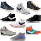 Pony Mens Casual Lace Up Hi Mid Top Assorted Trainers