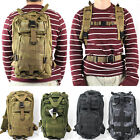 30L Tactical 3D Trekking Rucksack bag Military Camping Hiking Backpack Outdoor