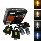 HID Xenon Conversion Headlight KIT Bulb 55W H1 H3 H4 H7 H8 H13 9004 9005 9006