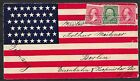 United State covers 1898 Patriotic cover Philadelphia to Berlin