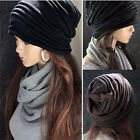 Chic Men Women Knitting Slouchy Beanie Cap Baggy Winter Hat Oversize Unisex