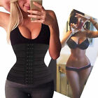 Womens Waist Trainer Cincher Underbust Corset Shapewear Slim Body Shaper Fuj2