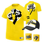 WWE UFC CM Punk GTS Child Youth Kid Men T-shirts Cap Hat Xmas Christmas Gift Set