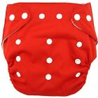 Infant Kids Reusable Washable Baby Infant Cloth Diapers Nappy Cover Adjustable