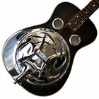 PAUL BEARD CUSTOM DOBRO RESONATOR GUITAR COVERPLATES - 3 UNIQUE DESIGNS