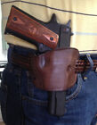 Glock | Leather Gun Holster | Choose Your Gun Model and Color