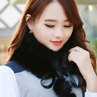 Winter Warmer Fur Wrap Neck Collar Shawl Muffler Fur Neck Scarf Ladies Women's
