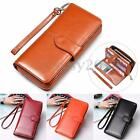 Kyпить Women Ladies Leather Wallet Long Zip Purse Card Holder Case Phone Clutch Handbag на еВаy.соm