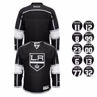 2016 17 Los Angeles Kings REEBOK NHL Premier Player Jersey Collection Mens