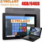 "Teclast Tbook11 10.6"" Windows 10 + Android 4+64GB Intel Z8300 WIFI Tablet PC LOT"