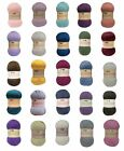 Hayfield Bonus Aran With Wool Knitting Yarn - Great Value 400g  (Over 40 Shades)