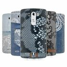 HEAD CASE DESIGNS JEANS AND LACES SOFT GEL CASE FOR LG G3