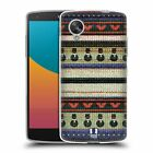 HEAD CASE DESIGNS KNITTED CHRISTMAS SOFT GEL CASE FOR LG NEXUS 5
