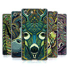 HEAD CASE DESIGNS AZTEC ANIMAL FACES SERIES 6 SOFT GEL CASE FOR SONY XPERIA M5