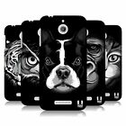 HEAD CASE DESIGNS BIG FACE ILLUSTRATED 2 HARD BACK CASE FOR HTC DESIRE 510