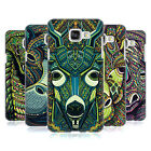 HEAD CASE DESIGNS AZTEC ANIMAL FACES SERIES 6 CASE FOR SAMSUNG GALAXY A5 (2016)