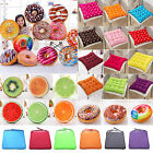 Home Decor Chair Seat Pad Garden Dining Cushion Kitchen Soft Office Patio Pillow