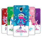 HEAD CASE DESIGNS CHRISTMAS TIDINGS HARD BACK CASE FOR ONEPLUS 3