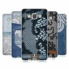 HEAD CASE DESIGNS JEANS AND LACES SOFT GEL CASE FOR SAMSUNG GALAXY A5