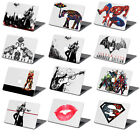 "Rubberized Clear Matte Hard Pattern Prints Case For Macbook Pro Air 11""13""15""12"""
