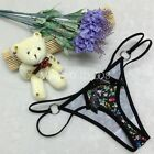 Womens Sexy Thongs G-string T-back Panties Knickers Lingerie Underwear 5509 J