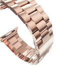 38MM 42MM Mens/ Womens Stainless Steel Metal Strap Band Bracelet For Apple Watch