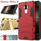 For Huawei Mate 9 Case Hybrid Kickstand Armor Slim Hard Protective Phone Cover
