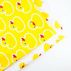 160x50cm Duck Cartoon cotton fabric patchwork quilt sewing DIY Cloth 2 Colors