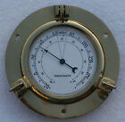 Nautical Thermometer insert 70mm with a choice of dial.