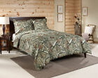 Mossy Oak 3 Piece Reversible Comforter Set