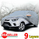 Full Car Cover Waterproof Outdoor Sun UV Snow Dust Rain Resistant Protection YXL