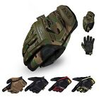 Mechanix Wear M-Pact Army Military Tactical Gloves Outdoor Paintball Shooting Fu
