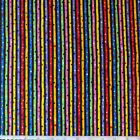 Dots & Stripes Cotton Fabric Modern Print Multi-Coloured  ( Choice of Lengths )