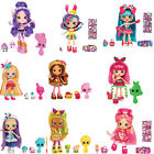 Shopkins Shoppies Fashion Doll  - Pipa melon, Coralee, Marsha Mello Jessicake